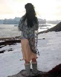 фьордовый шарфик