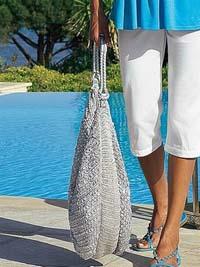 Apart.  Большие тряпичные сумки.