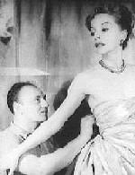 Пьер Балмайн и Рут Форд, фотография Карла Ван Вечтен, 1947