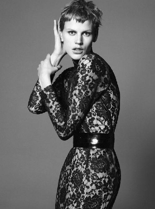 Кружевные платья 2012 - весна лето | Мода